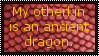 Dragon otherkin. by KRAARK