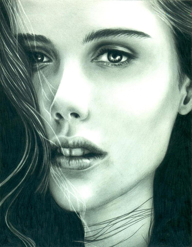 Frida Gustavsson by Phuongova