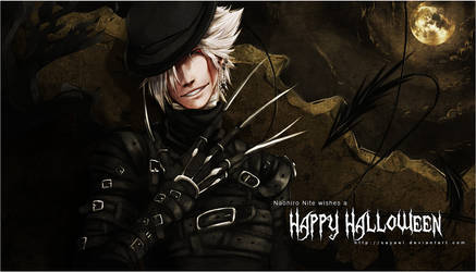 Original - Halloween2k9 by Sayael