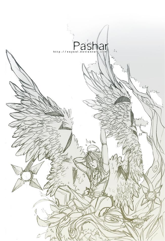Original - Pashar by Sayael