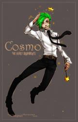 FOP - Cosmo by Sayael