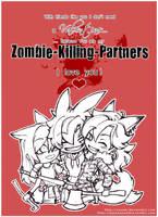 Zombie Valentine by Sayael