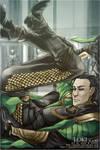 Avengers - Loki in a Box