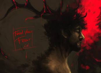 Hannibal - Creativity by Sayael