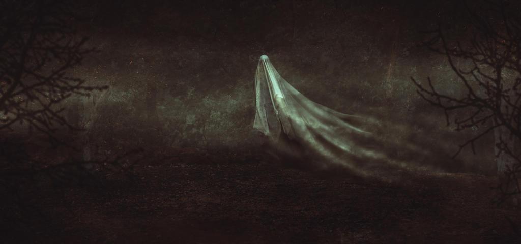 Ghost by Angeljiro