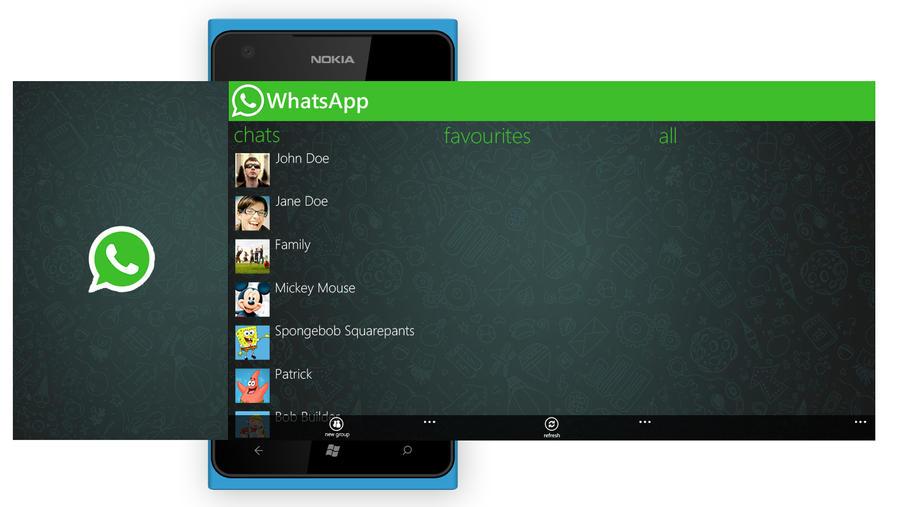 whatsapp reimagined