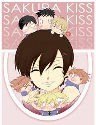 Sakura Kiss by hengie