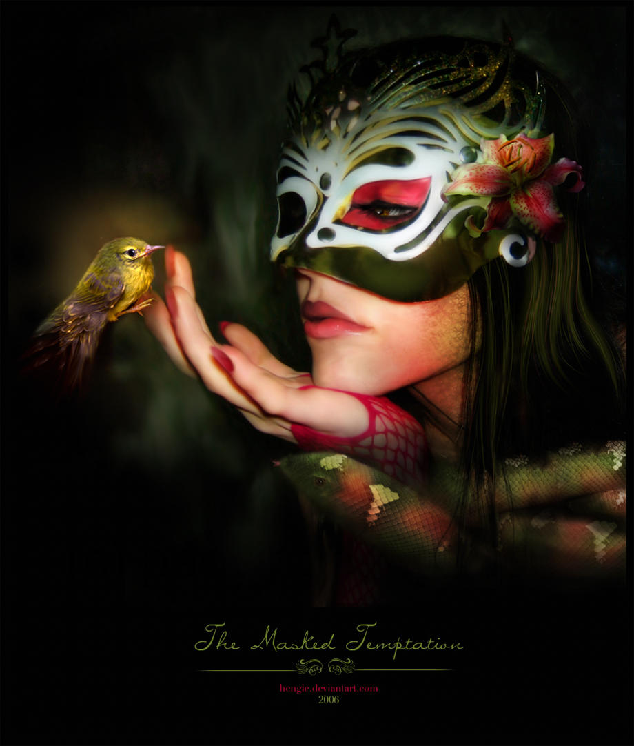 The Masked Temptation by hengie
