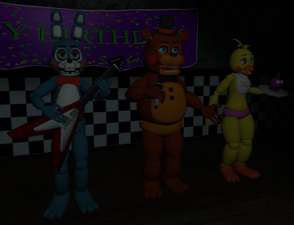 Toy animatronics by lord samson on deviantart