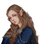 (Commission) Elf