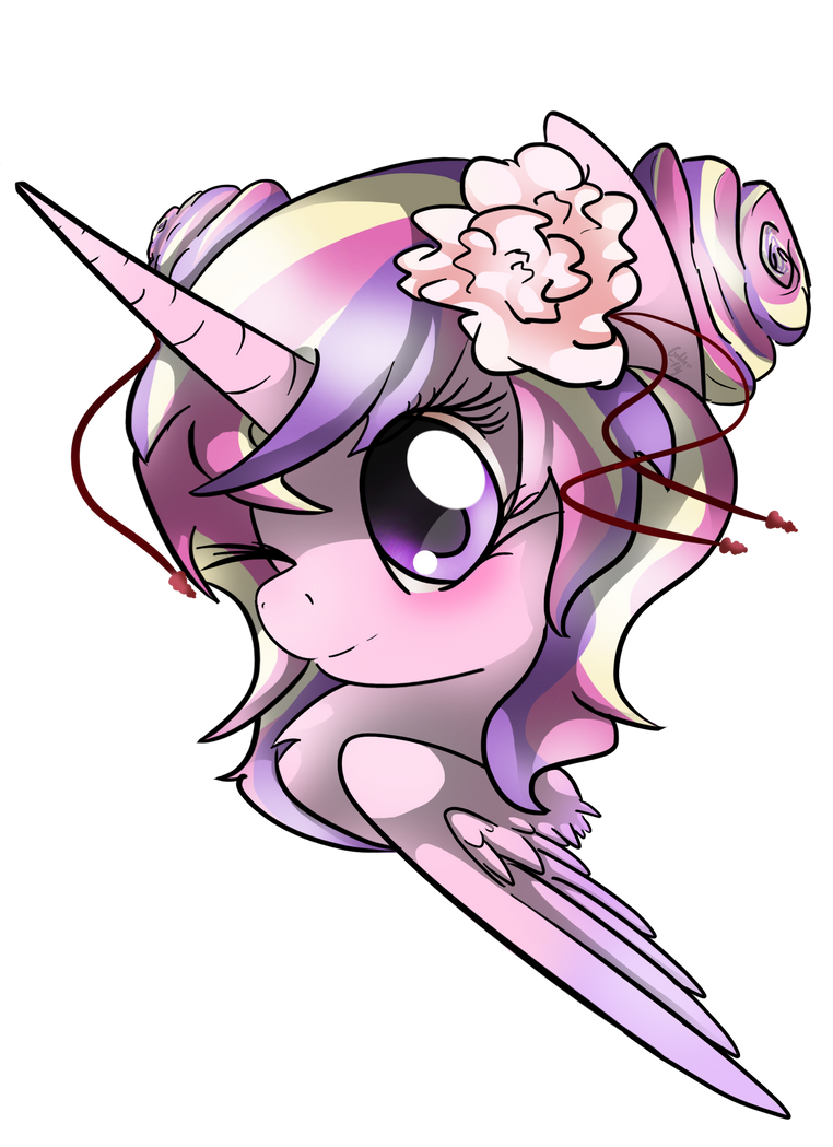 Ni hao Cadence! by Golden-fly