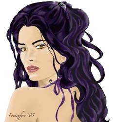 Rebecca by Foenixfyre