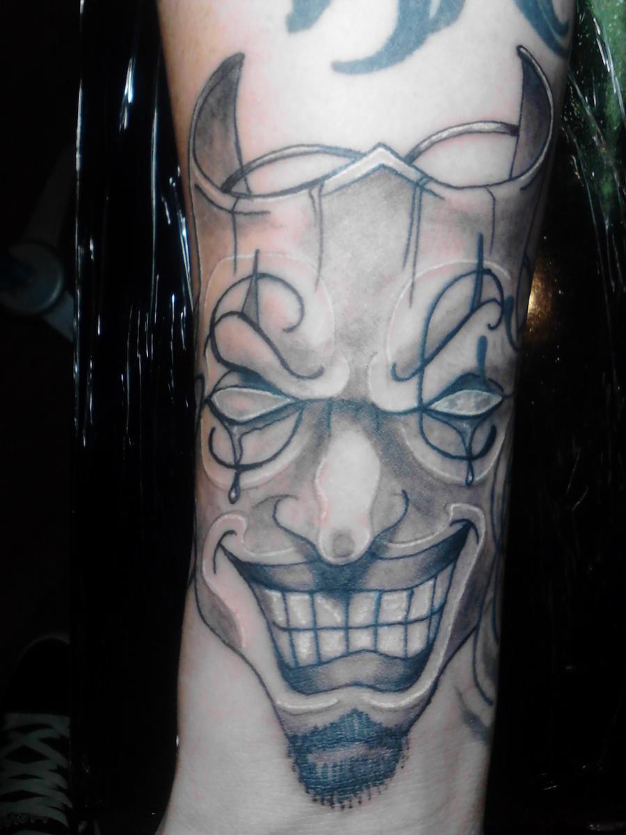BOOG- style tattoo b