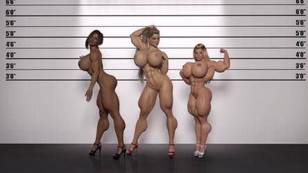 Lineup by RICKTOR31