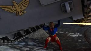 Super Girl tank 2