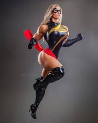 Mrs Marvel