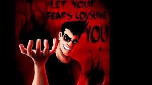 Let Your fears consume you ~Darkiplier by Nightmareterrior102