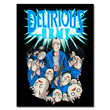 Delirious Army by Nightmareterrior102