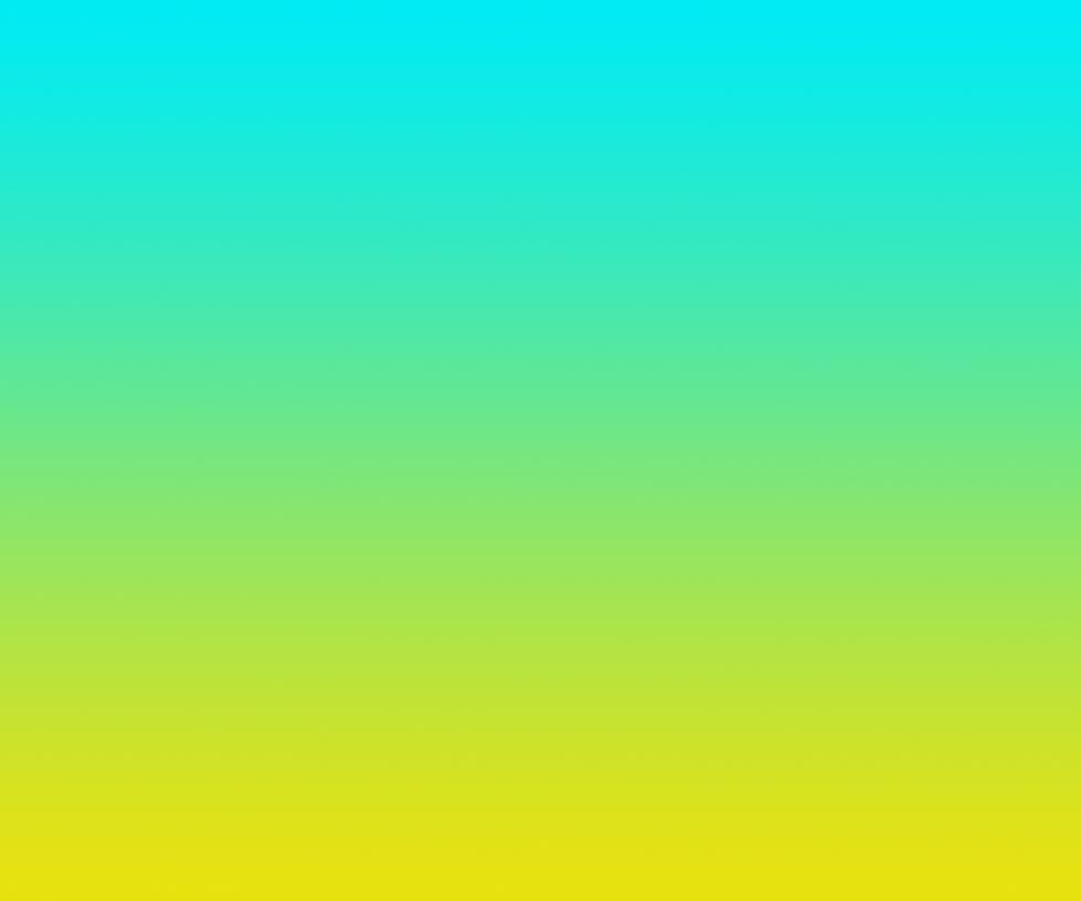 Yellow Gradient Wallpaper Cyan-yellow gradient byYellow Gradient
