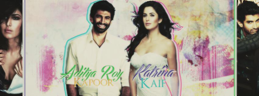 Katrina Kaif and Aditya Roy Kapoor Cover by DidemNurDesign