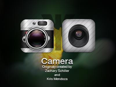 Camera by M3HD1