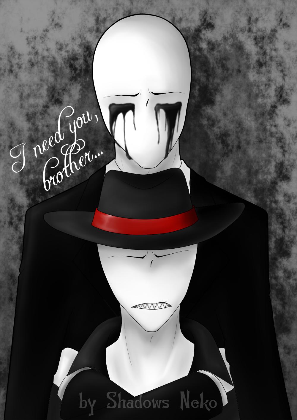 O/S: I need you, brother... by ShadowsNeko