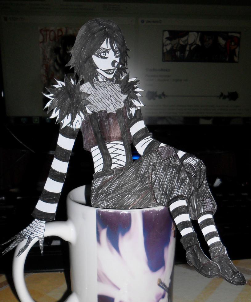 LJ and mug~ by ShadowsNeko
