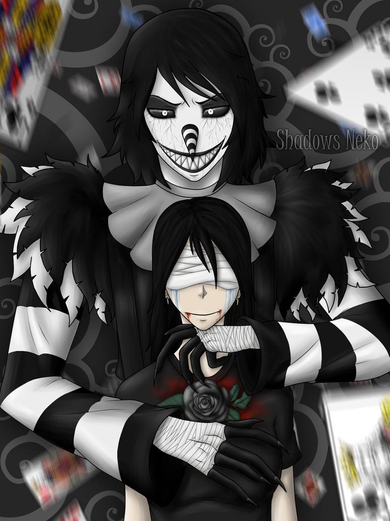 LJ: Joker by ShadowsNeko