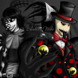 Creepypasta favourites by beetlegirl564130 on DeviantArt