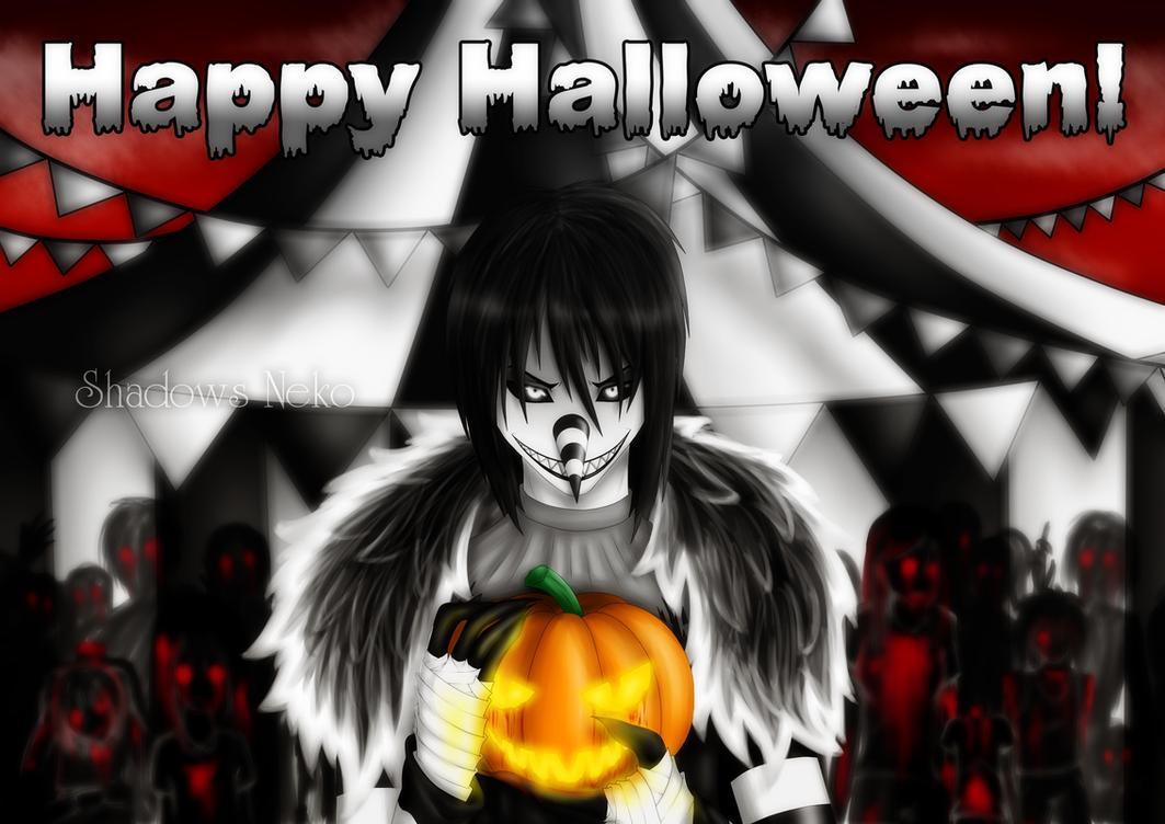 LJ Halloween! by ShadowsNeko