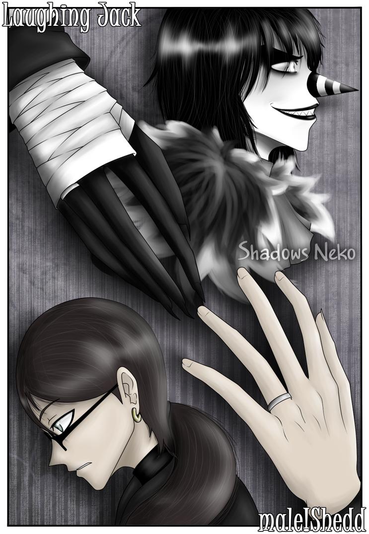 LJ and male!Shedd by ShadowsNeko