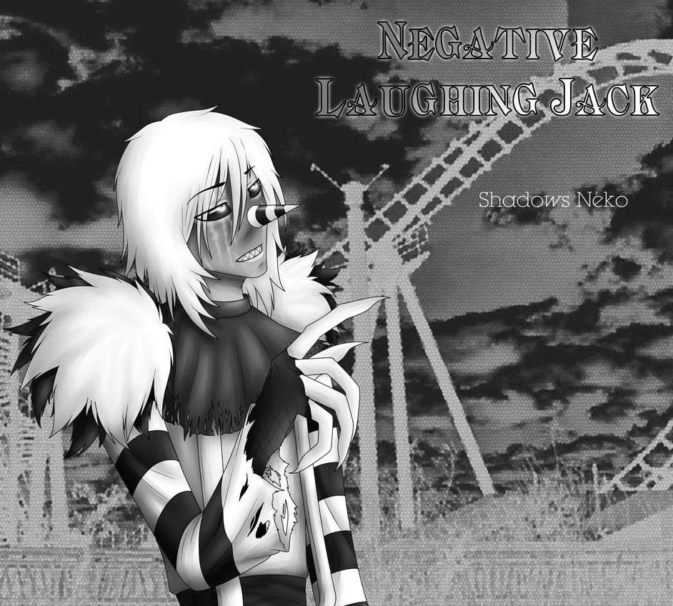 Negative Laughing Jack by ShadowsNeko
