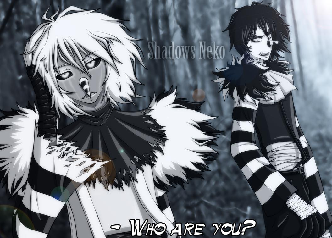 Who are you? by ShadowsNeko