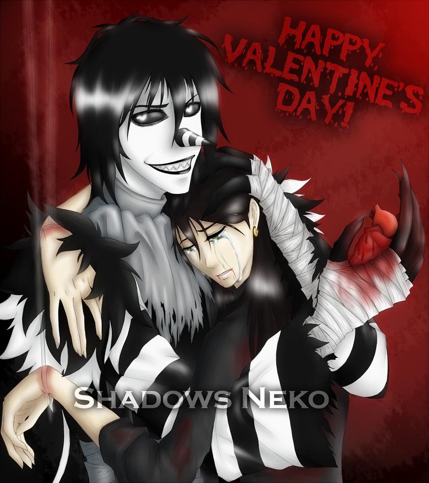 LJ and Shedd: My Bloody Valentine~ by ShadowsNeko