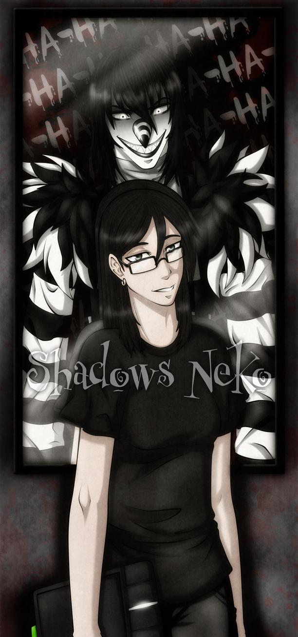 Enemy in repelling by ShadowsNeko