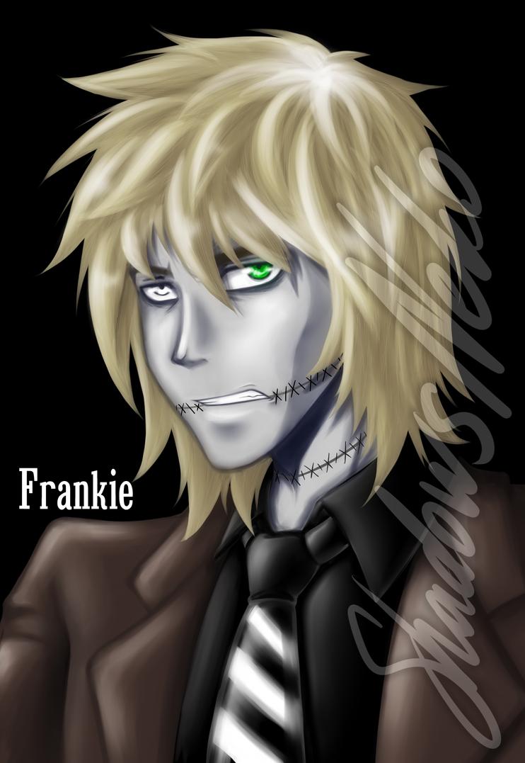 Frankie portrait by ShadowsNeko