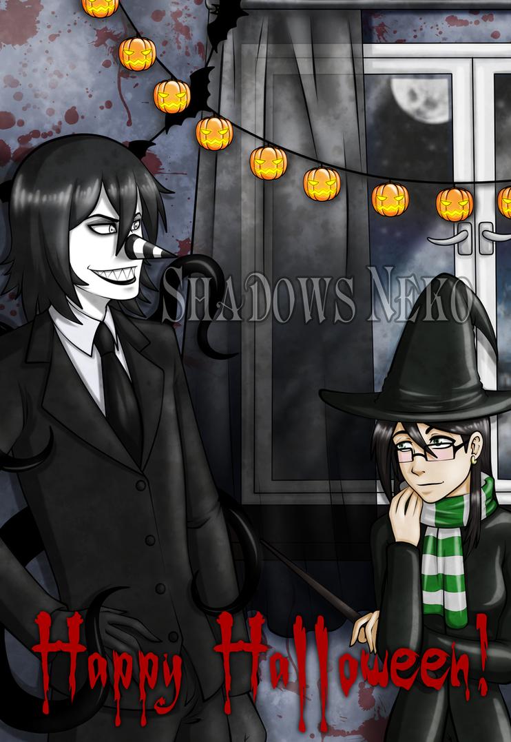 Halloween 2015 by ShadowsNeko
