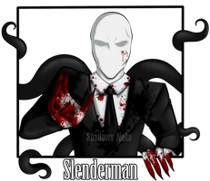 Slenderman_2 by ShadowsNeko