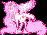 Ancient Alicorn Celestia