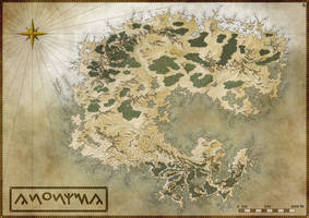Anonyma, the nameless land by Thomas-Rey