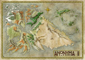 Anonyma II : Another nameless land by Thomas-Rey