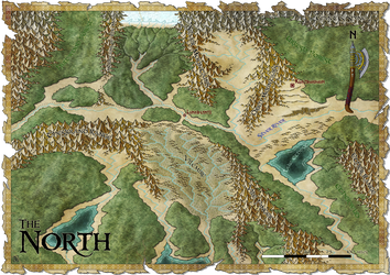 The North by Thomas-Rey