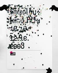 Sokolov Poster by gustaf-pinsel