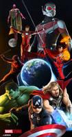 Avengers : Infinity War  MCU