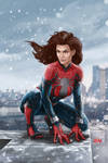 Spider-Girl MCU Concept Art