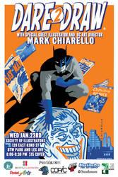 Dare2Draw With Guest Mark Chiarello Jan. 23, 2013 by Dare2Draw