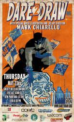 Dare2Draw: May 23rd with Mark Chiarello by Dare2Draw
