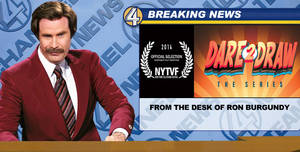 Dare2Draw at NYCC panel and NYTVF awards in Oct!