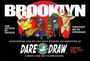 Dare2Draw End-of-the-2014-Season