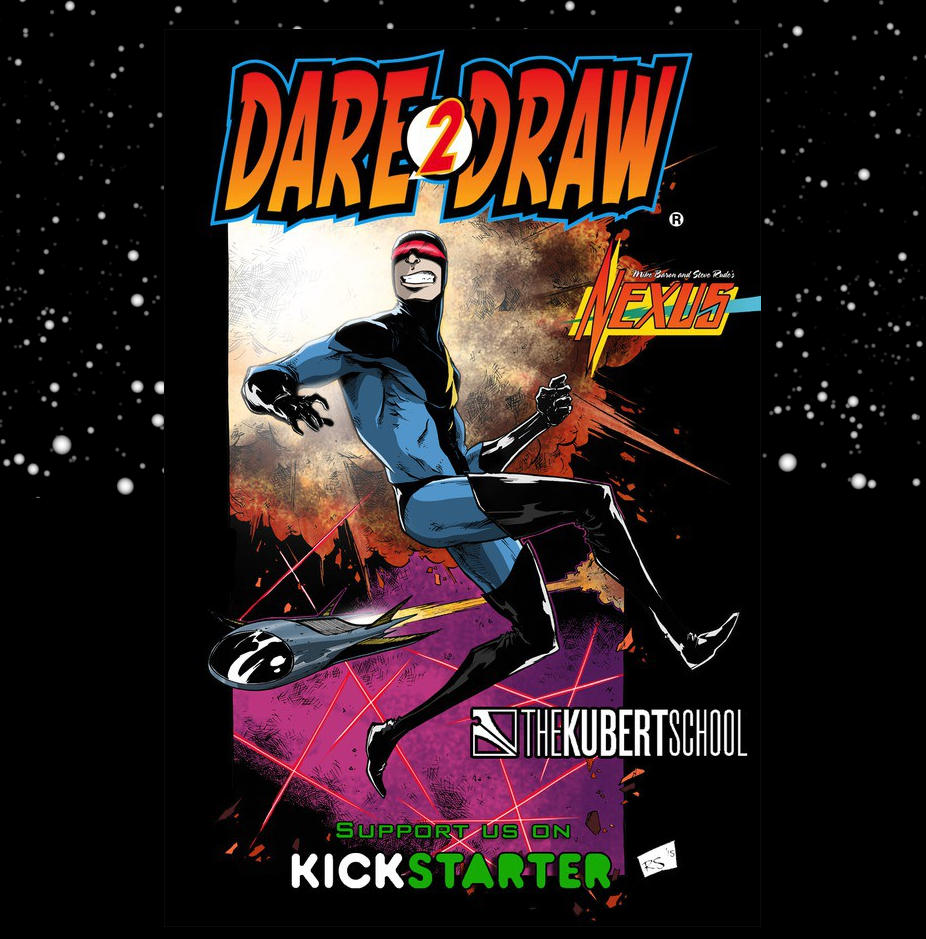 Dare2Draw Mentoring Antholgy by Dare2Draw